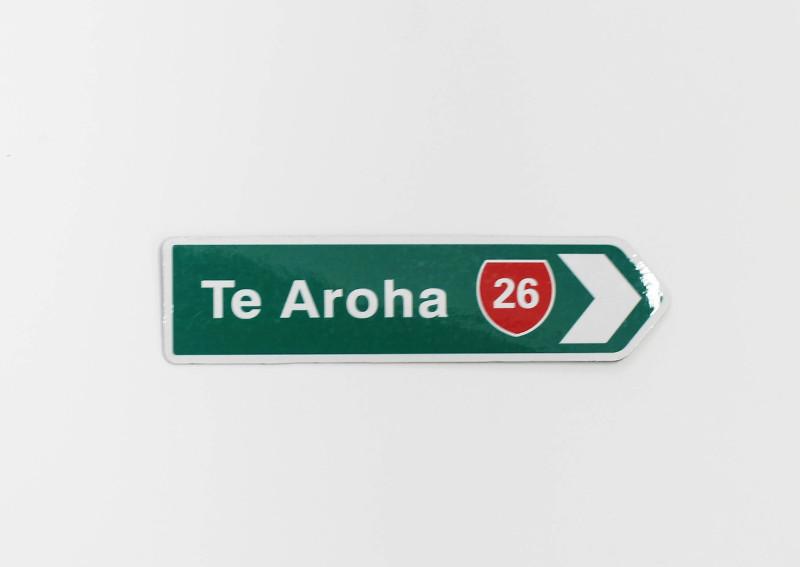 Fridge magnet - Te Aroha S/H 26