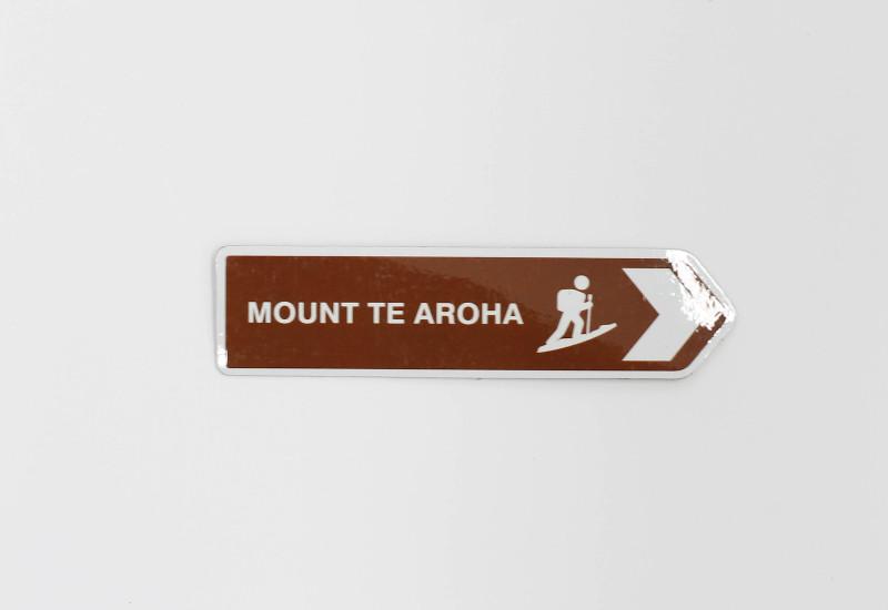 Fridge magnet - Mount Te Aroha